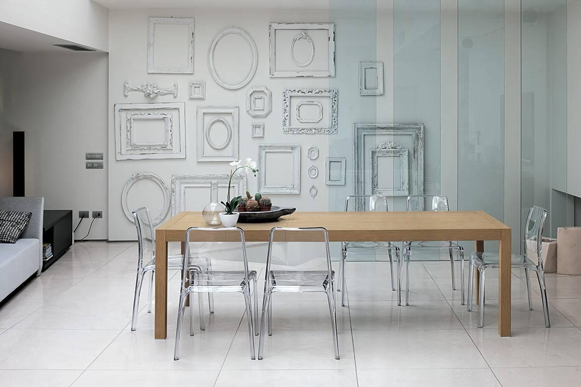 Target point arredamenti de rosa for Casa moderna rettangolare
